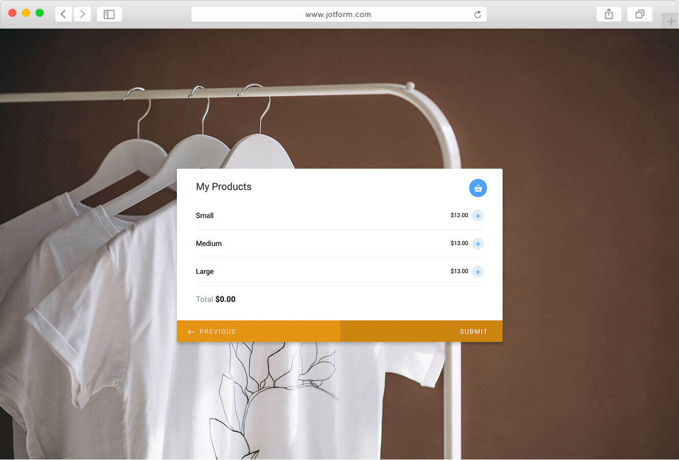 t-shirt-order-form-with-2checkout-payment-gateway
