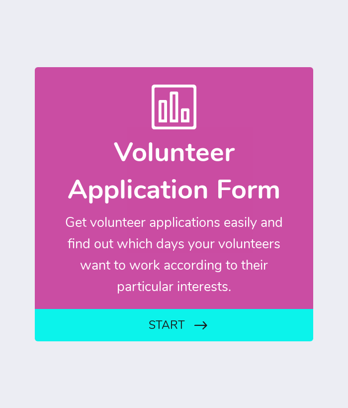 Volitional Application Form