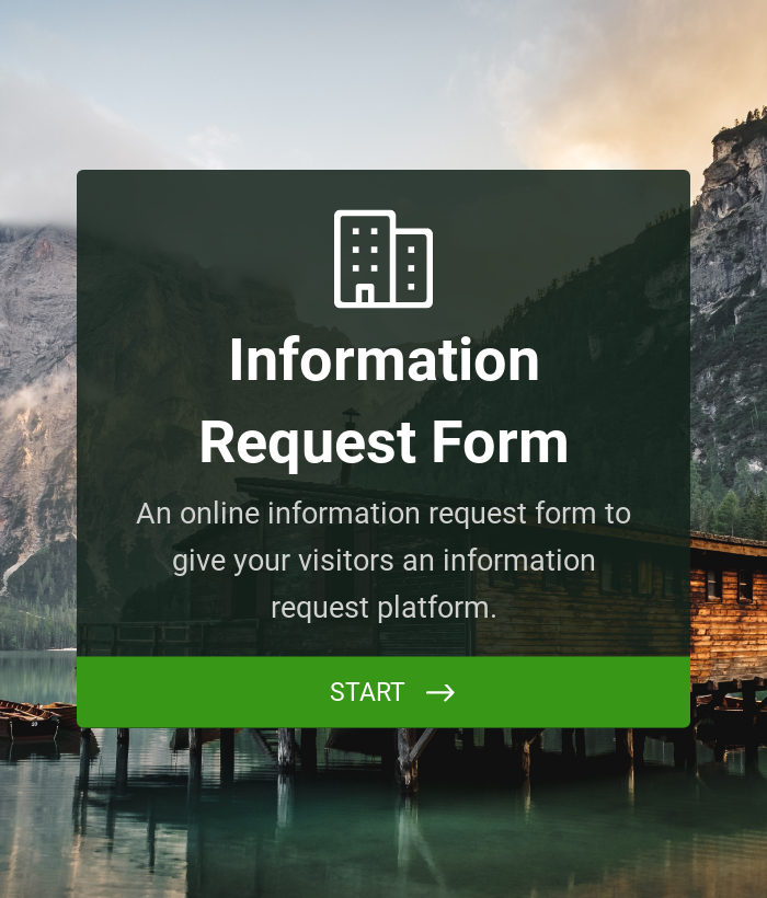 Information Request Form