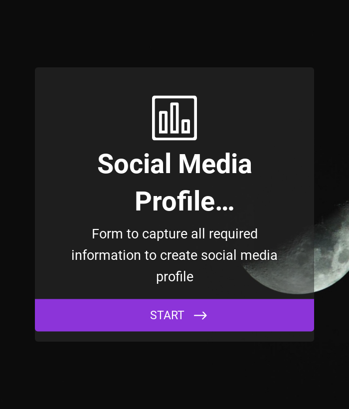 Social Media Profile Information