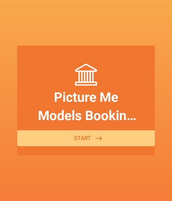 Picture Me Models Booking Form