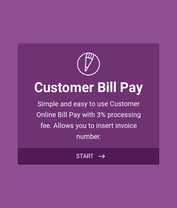 Customer Bill Pay