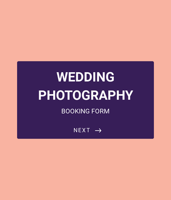 Wedding Photography Booking Form