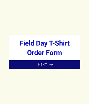 Field Day T-Shirt Order Form