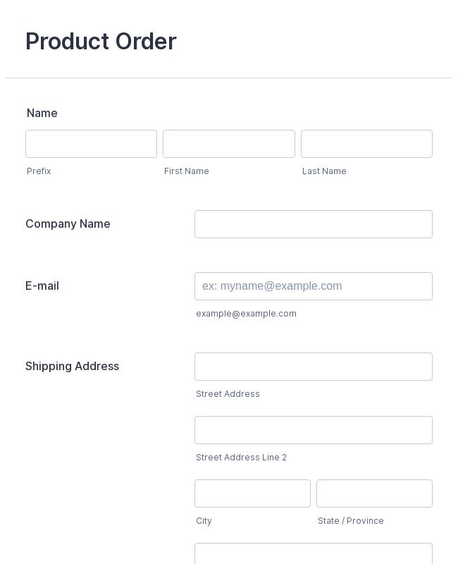 10 000 Free Online Form Templates Form Examples Jotform