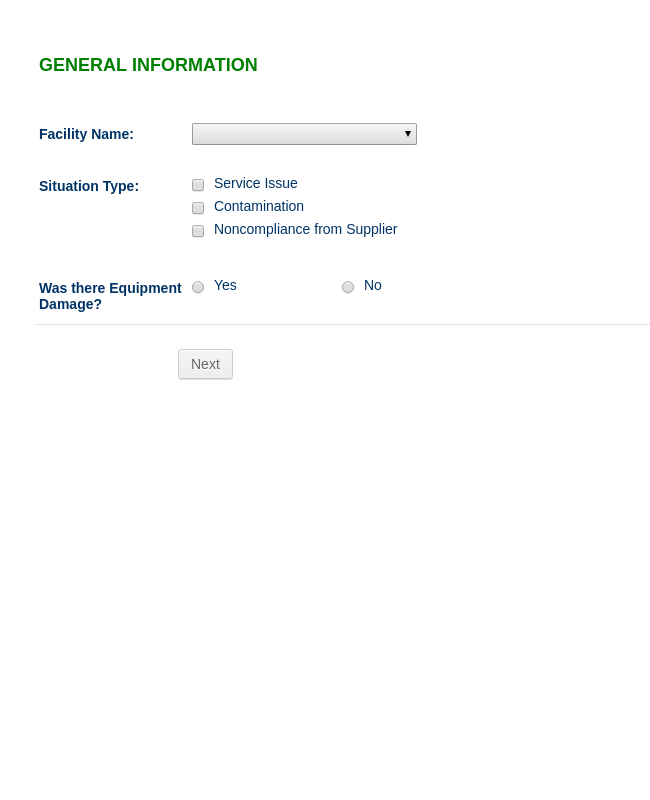 NCR - Employee Product Reporting Tool