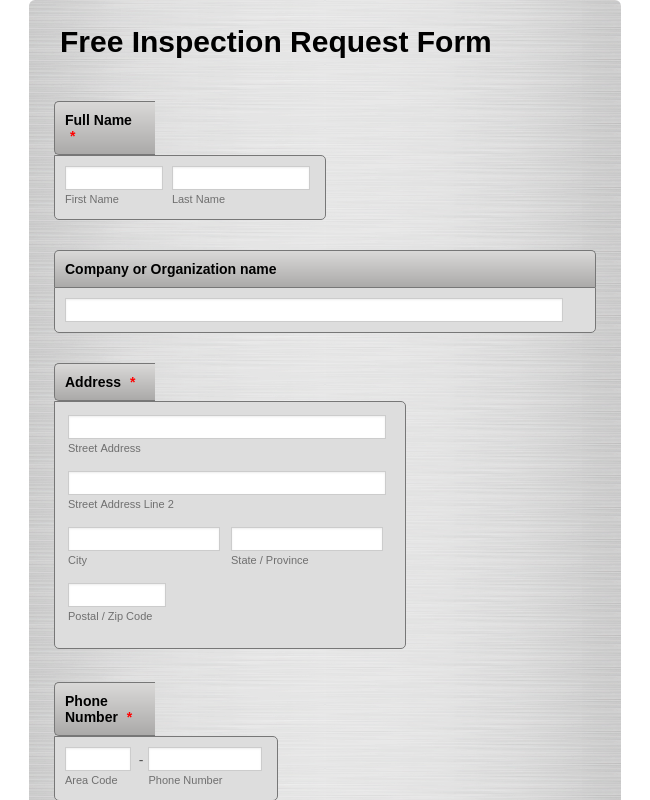 Free Client Consultation