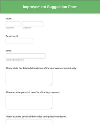 Employee Suggestion Form Template from cdn.jotfor.ms