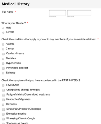 Free Personal Health Record Template from cdn.jotfor.ms