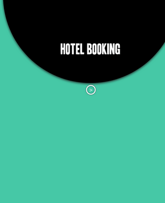Modern Hotel Booking Form   Mobile Responsive