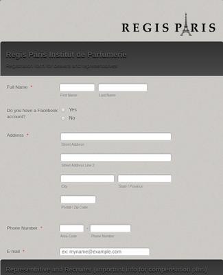 Distributor Registration Form