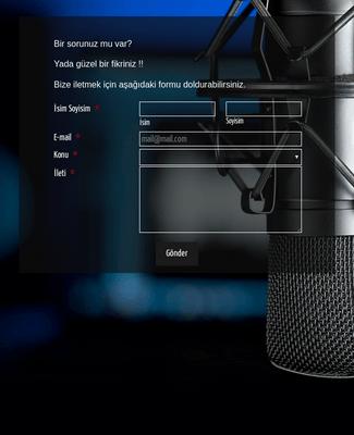 Mobil Radyo İletişim