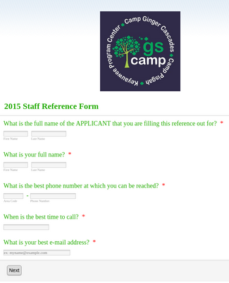 Staff Reference Form2015