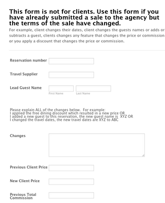 Suzanne Change Reservation Reporting Form 2
