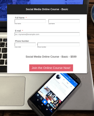 Barista Academy Social Media Online Course - Basic