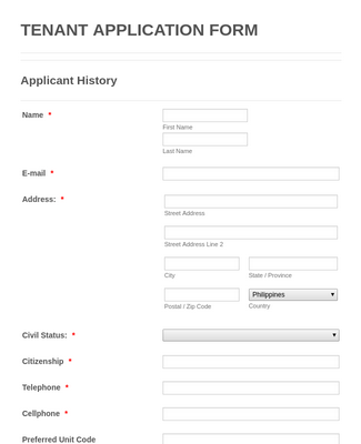 Tenant Application Form Template from cdn.jotfor.ms