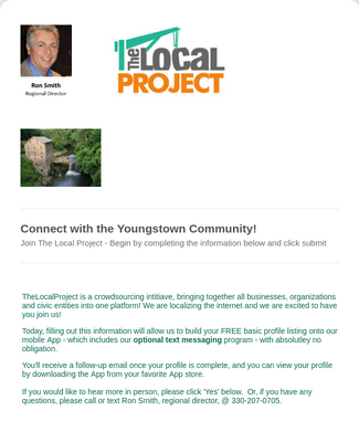 TheLocalProject - Community/Civic Groups