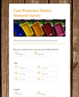 Market Research Survey for Agencies