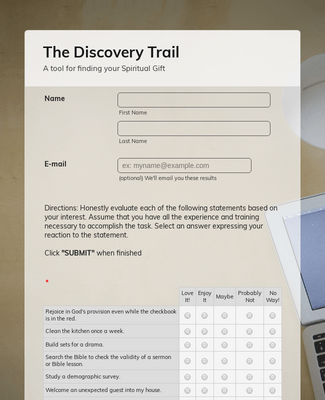 The Discovery Trail