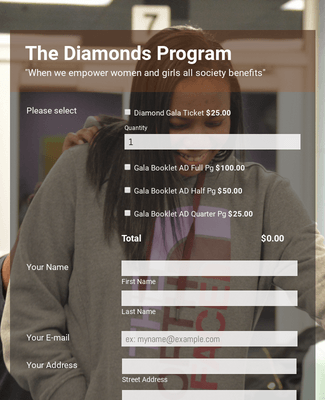 The Diamonds Program