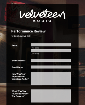 Velveteen Audio Performance Review
