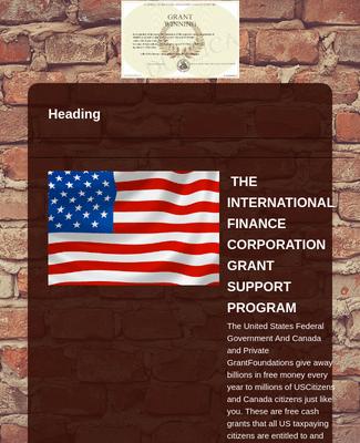 IFC Application Form
