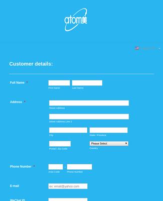 New Members Registration Form