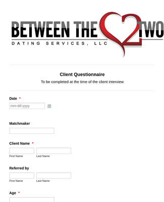 dating the matchmaker quiz