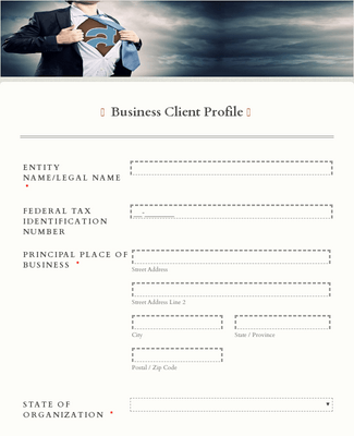 Business Client Profile