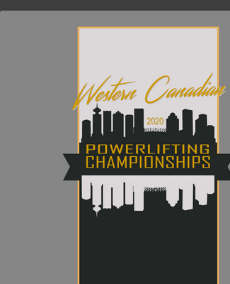 Powerlifting Contest Entry Form