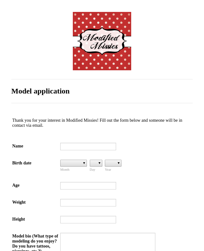 Model Application 2