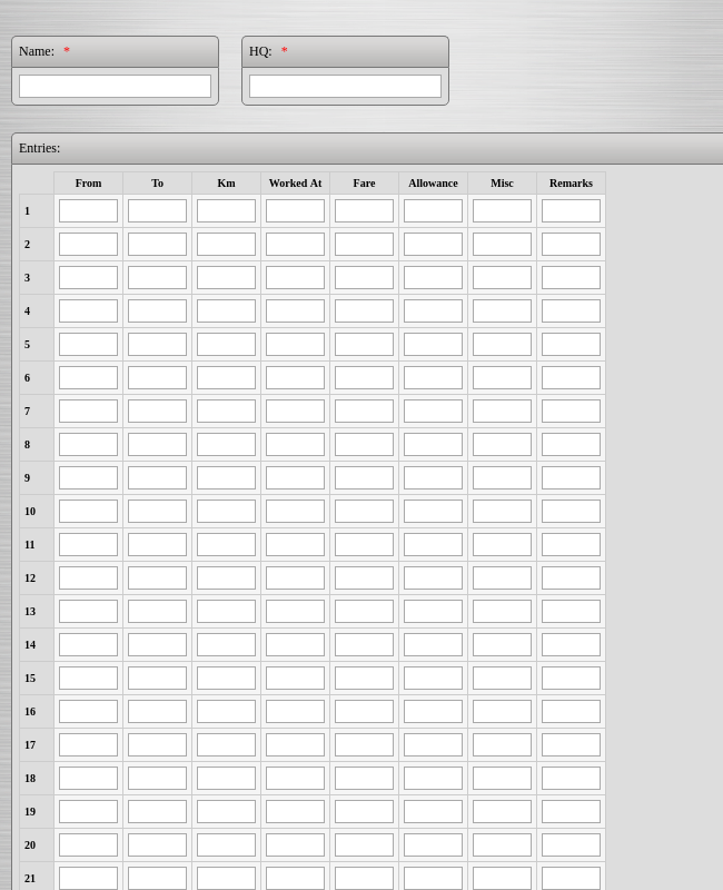 Tracking Forms - Form Templates   JotForm