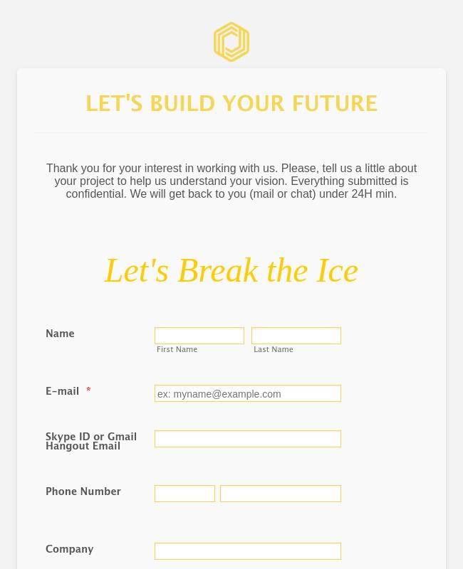 Your Website Guidelines Shapeshift Studio