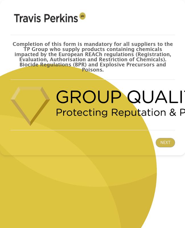QA - Online Risk - SVHC's form