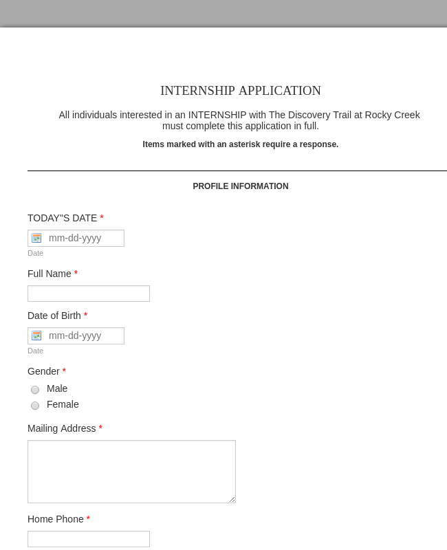 Equuvation Internship Application [010118]