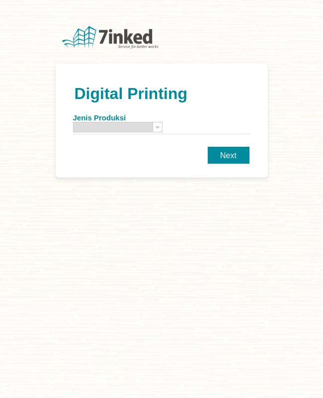 7inked- digital printing
