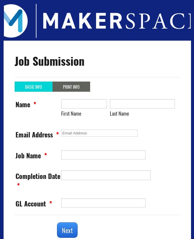 Job Submission
