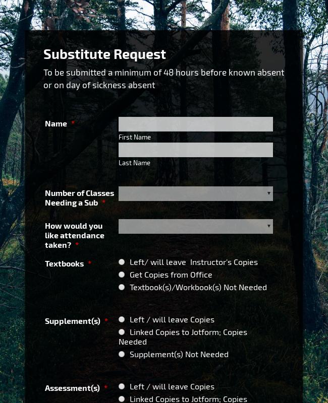 Sub Request