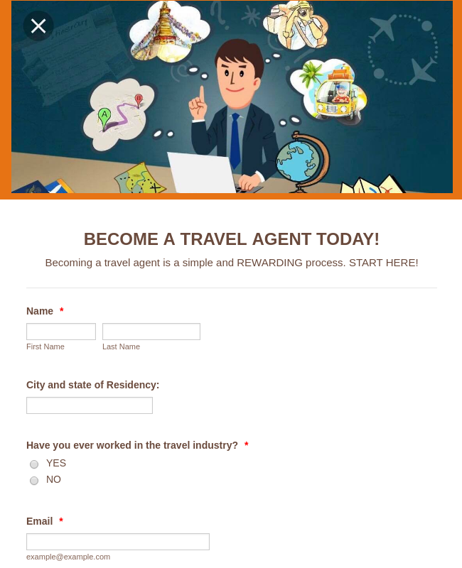 TRAVEL AGENTS ROCK