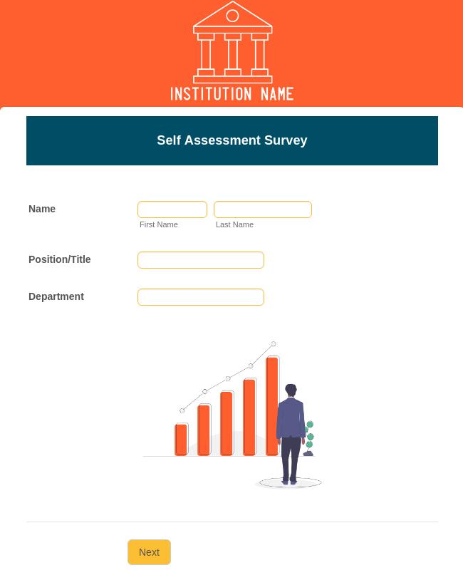 Self Assessment Survey
