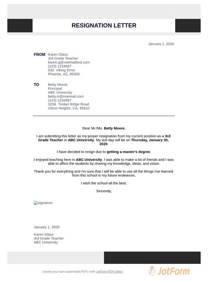 Acceptance Of Resignation Letter From Employee from cdn.jotfor.ms