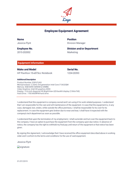 Employee No Call No Show Letter from cdn.jotfor.ms