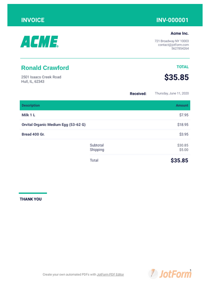 Standard Invoice Template from cdn.jotfor.ms