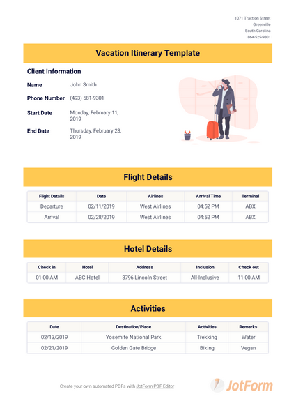 Download Itinerary Template from cdn.jotfor.ms