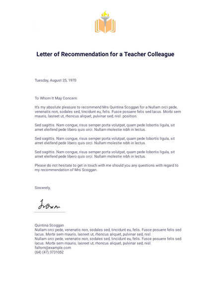 Sample Recommendation Letter From Professor from cdn.jotfor.ms