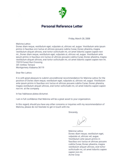 Personal Reference Letter Examples from cdn.jotfor.ms