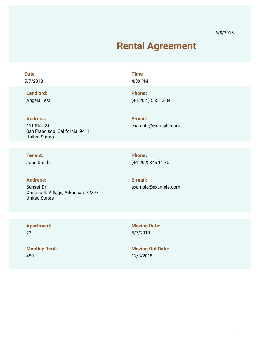 Rental agreement template pdf templates jotform rental agreement template maxwellsz