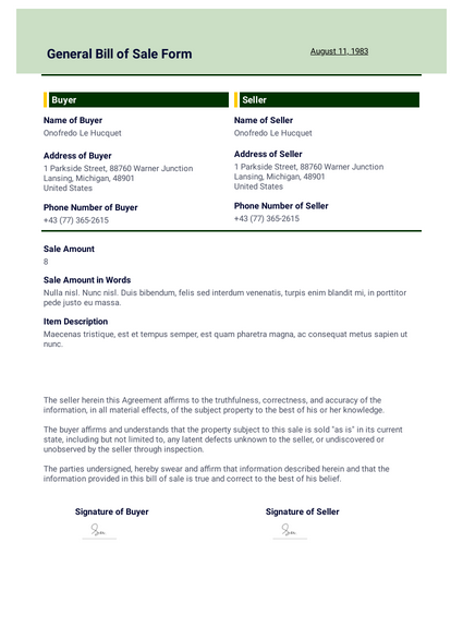 Free Loan Agreement Template Pdf Templates Jotform