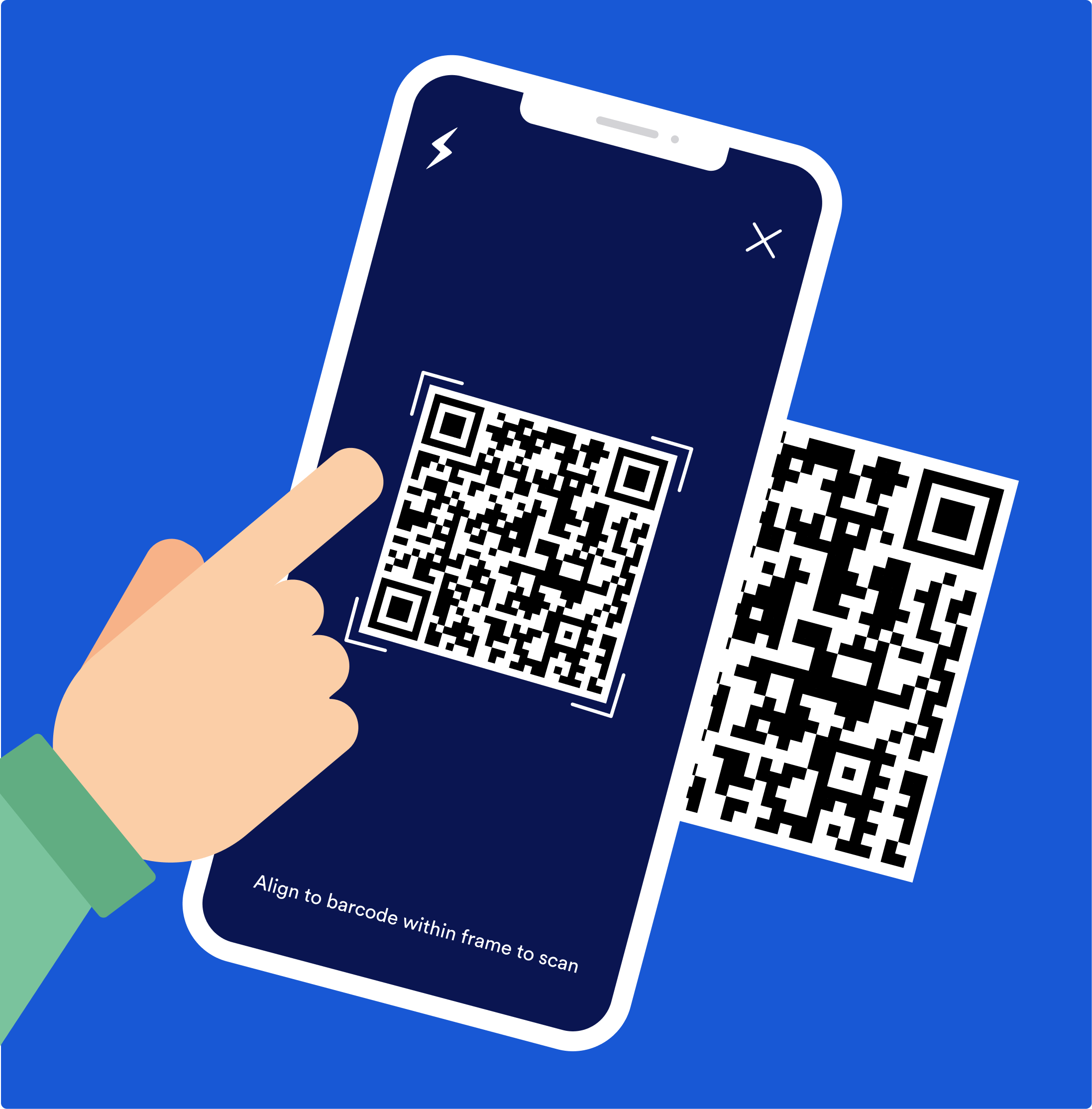 Scan Barcode / QR Code with JotForm Mobile Forms